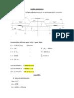 Diseño Hidráulico - Alcantarilla