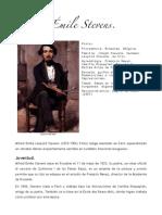 STEVENS, Alfred Emile