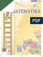 Buku Pegangan Siswa Matematika Smp Kelas 8 Semester 2 Kurikulum 2013