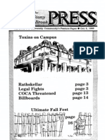 The Stony Brook Press - Volume 8, Issue 4