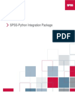 SPSS-Python Integration package