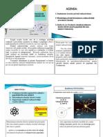 prezentarea surselor de contaminare  radioactiva