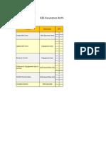 Assurance - Archival Process - FMEA Template (1)