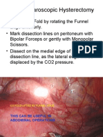 Total Laparoscopic Hysterectomy Part3