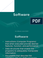 Lect 1 Software