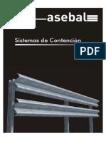 Catalogo Sistemas Contencion-ASEBAL