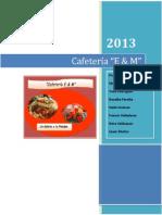 Proyecto Final Cafeteria e y m