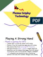 Plasma Display Technology