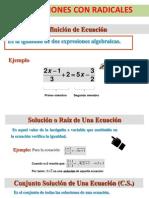 2 Ecuaciones Con Radicales-Valor Absoluto