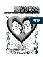 The Stony Brook Press - Volume 8, Issue 15