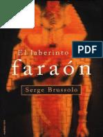 El laberinto del faraon - Serge Brussolo.pdf