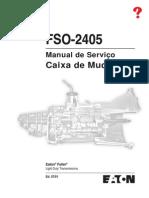 Fso2405_português Cambio Ranger