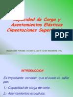 Tema Capacidad de Carga y Asentamientos de Suelos- Revis Jhr 05.2014