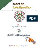 AUDITORÍA OPERATIVA Adquisición Equipos Informáticos