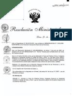 RM634-2006 Analgesia en Gestantes Parto