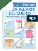 Guida All'Arte Del Cucito