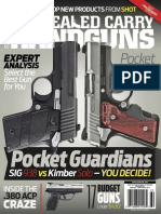 Concealed Carry Handguns - June 2014