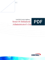 SonicOS Enhanced 3.1 Administrators Guide
