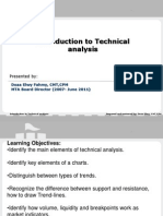 Introduction to Technical Anlaysis