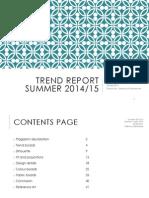 trend report - marisca koekemoer