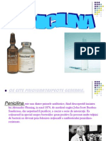 Penicilina-realizat de Danila Raluca Si Iacob Alexandra.ppt