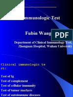 immunology test