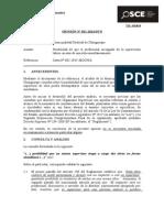 021-14 - Pre - Supervision Mas de Una Obra