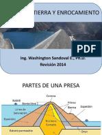 Presas de Tierra y Enrocamiento (2014) - Presentación (55)