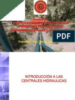 Curso Diseño de Pequeñas c.h. - Part i