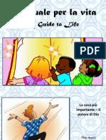Manuale Per La Vita - Guide to Life