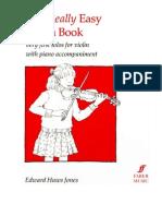 Really Easy Violin Book - Violin Part