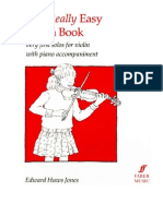 Really Easy Violin Book - Violin Part