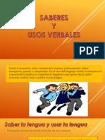 SABERES Y USOS VERBALES n3.pptx