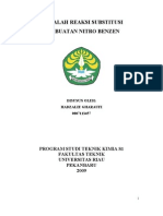 makalah nitrobenzen