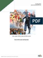 Athlete Guide 2014 Spanish