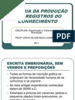 1a_produção Dos Registros