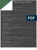 Profe C's AP Procedures