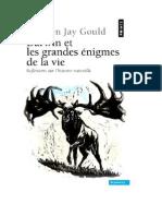 Darwin Et Les Grandes Enigmes de La Vie - Stephen Jay Gould