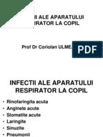 CURS - Infectii Respiratorii