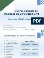 Plano de Gerenciamento de Resíduos Da Construção Civil
