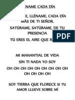 2. LLÉNAME LLÉNAME