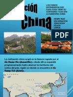 Civilizacion China