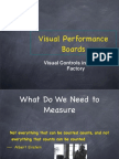 Visual Performance Boards