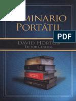 Seminario Portátil - David Horton