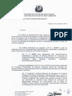 Ofício Circular - Autorização IBAMA