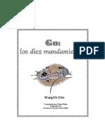 [Go Igo Baduk Weiqi] [Esp] Pernia, Horacio A - Los diez mandamientos
