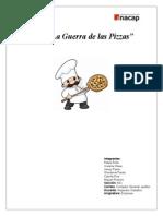 Caso La Guerra de Las Pizzas