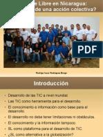 Software Libre en Nicaragua. Expresión de una acción colectiva