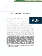 Amor, Amistad, Justicia - Luis Legaz y Lacambra