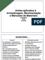 Administração de Materiais - Inventário -Teórico